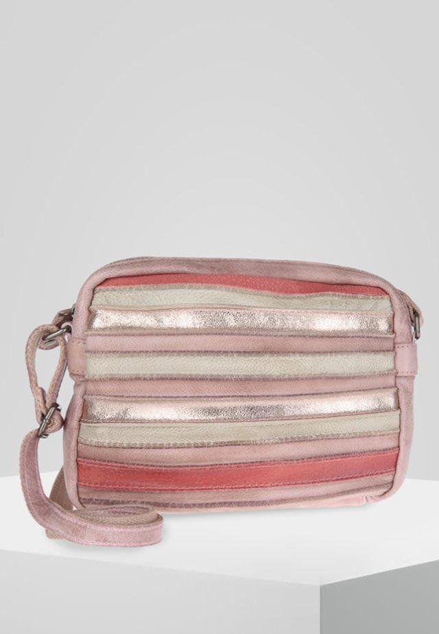 LOLLYPOP - Handbag - light rose