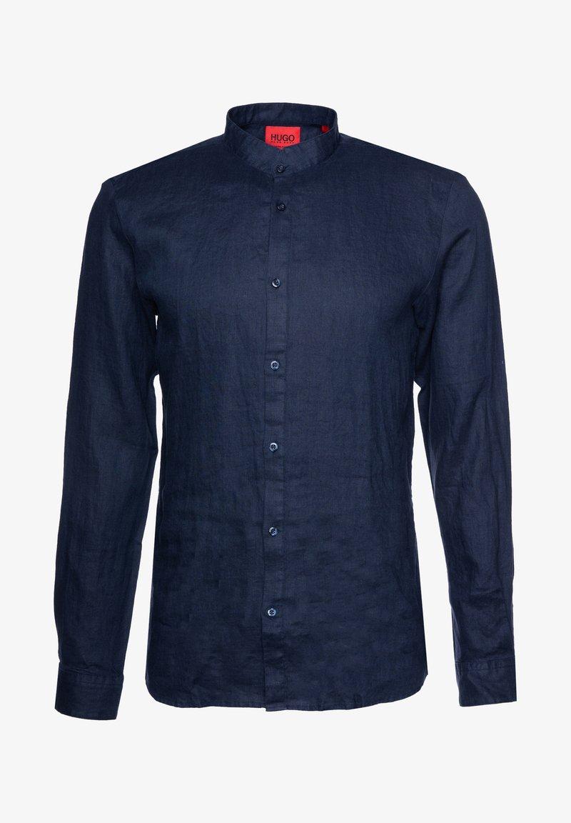 HUGO - ELVORINI - Skjorta - dark blue