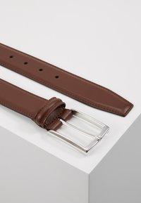 Anderson's - SMOOTH BELT SEAM - Pásek - brown - 3