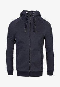 Gabbiano - Zip-up sweatshirt - navy - 4