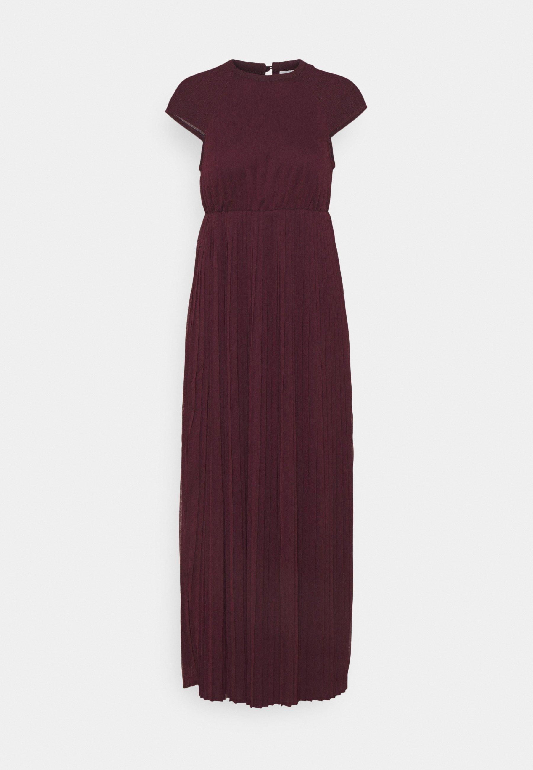 Donna VIKALINA PLISSE DRESS - Vestito lungo