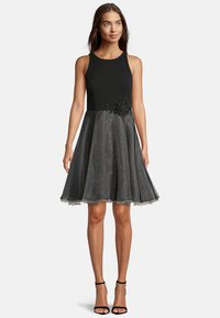 Vera Mont - Cocktail dress / Party dress - black rosé - 0