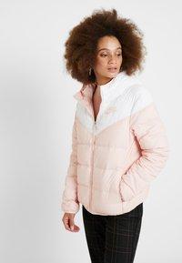 Nike Sportswear - FILL - Light jacket - white/echo pink - 3
