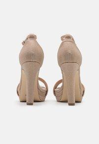 Menbur - Sandaletter - gold - 3