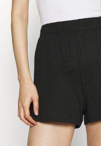 Vila - VINOEL - Shorts - black - 4