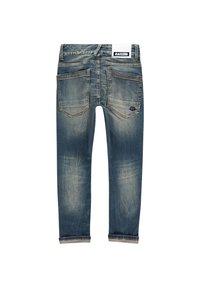 RAIZZED - Jeans Skinny Fit - tinted blue - 1
