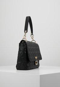 Guess - LAIKEN SHOULDER BAG - Handbag - black - 3