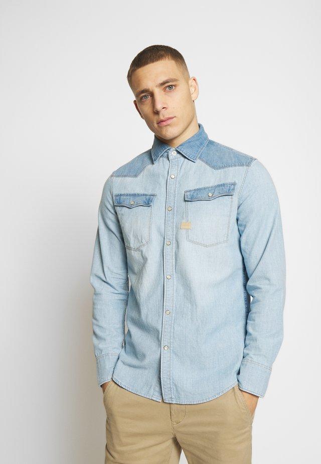 Shirt - light blue denim