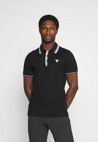 Guess - SCOTT - Polo shirt - jet black - 0