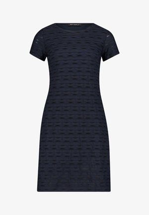 Jersey dress - dunkelblau