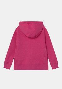 Nike Sportswear - FULL ZIP - Zip-up hoodie - fireberry/white - 1