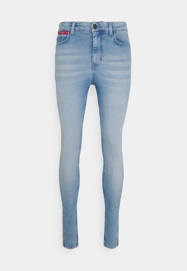 Jeans Skinny - stone wash