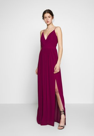 SABRINA MAXI - Occasion wear - mulberry