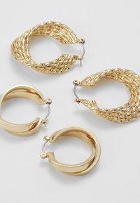 ONLY - Øredobber - gold-coloured - 2