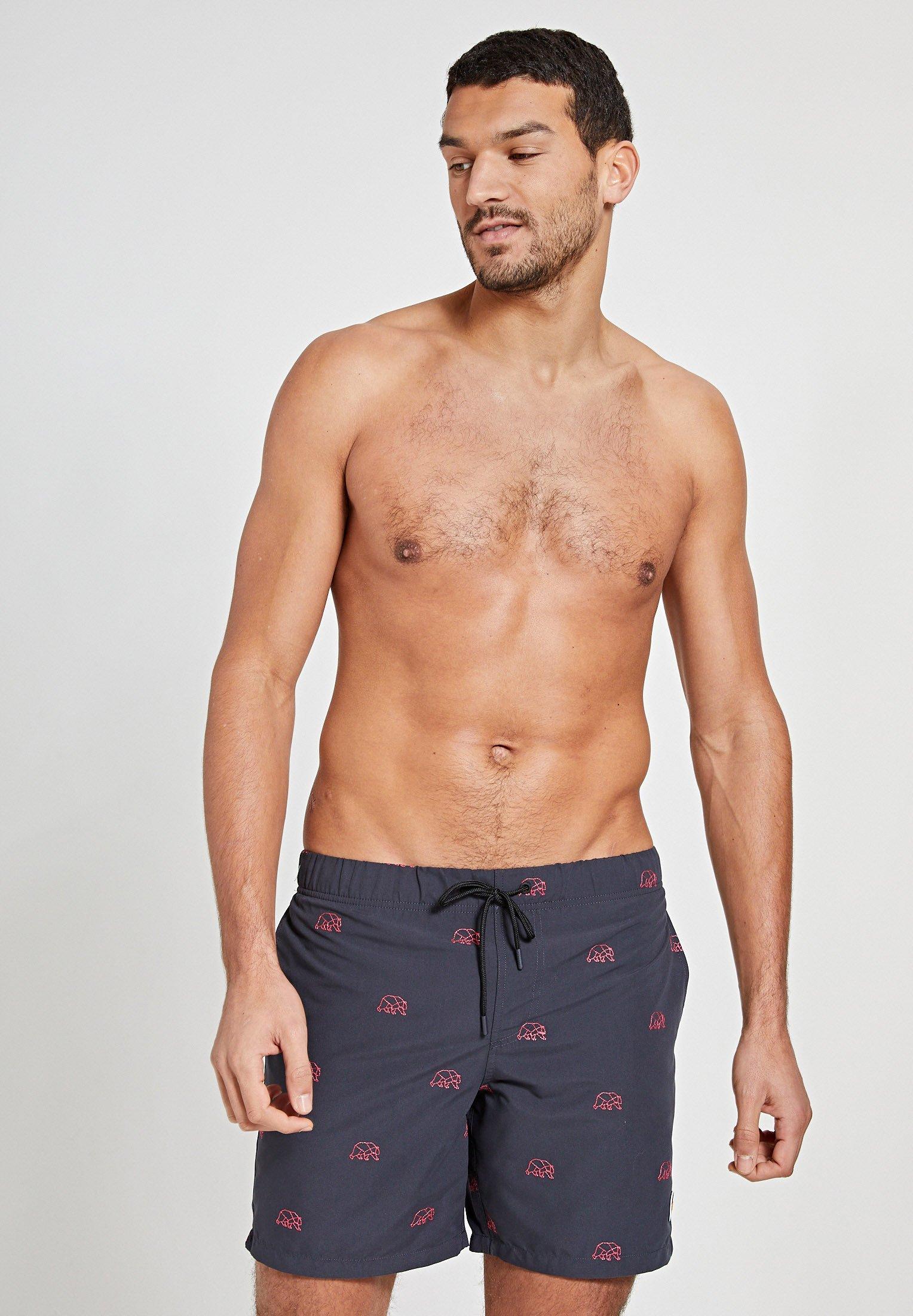 Homme BEAR EMBROIDERY - Short de bain