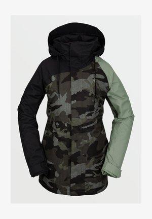 WESTLAND INS  - Ski jacket - service_green