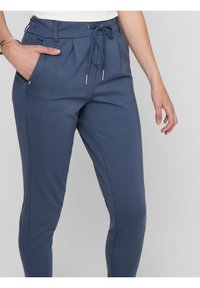 ONLY - POPTRASH EASY COLOUR  - Tracksuit bottoms - smoke blue - 3