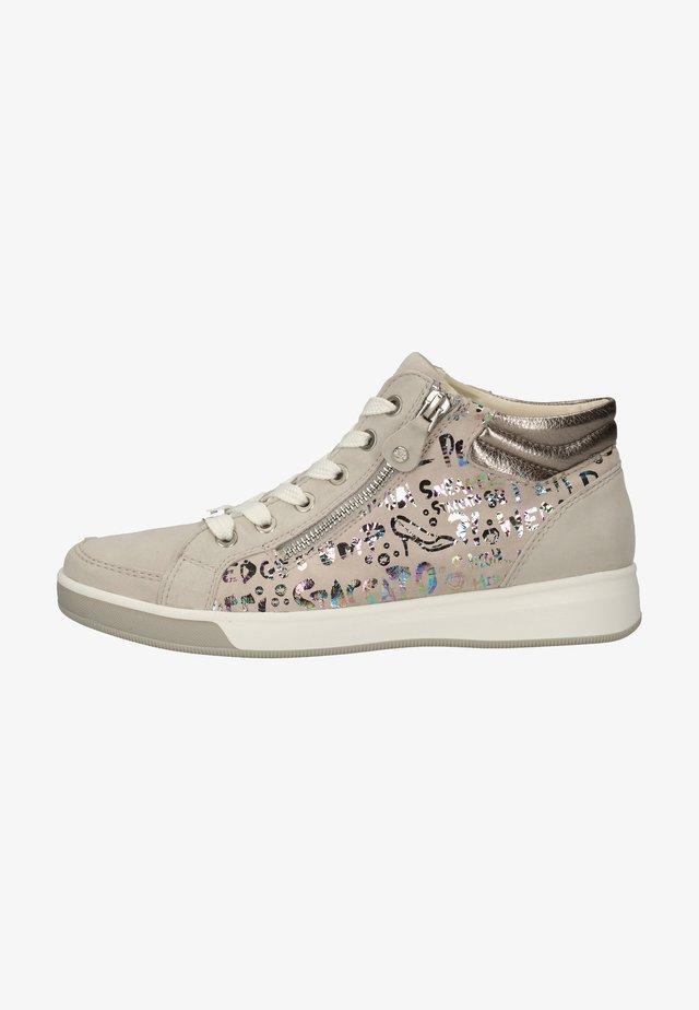 Sneakers laag - sasso-multi,zinn