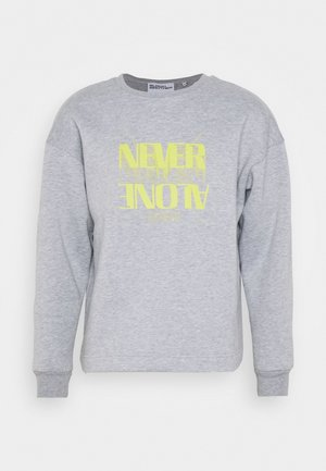SUTTON - Sweatshirt - grey melange