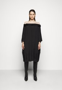 MM6 Maison Margiela - Day dress - black - 0