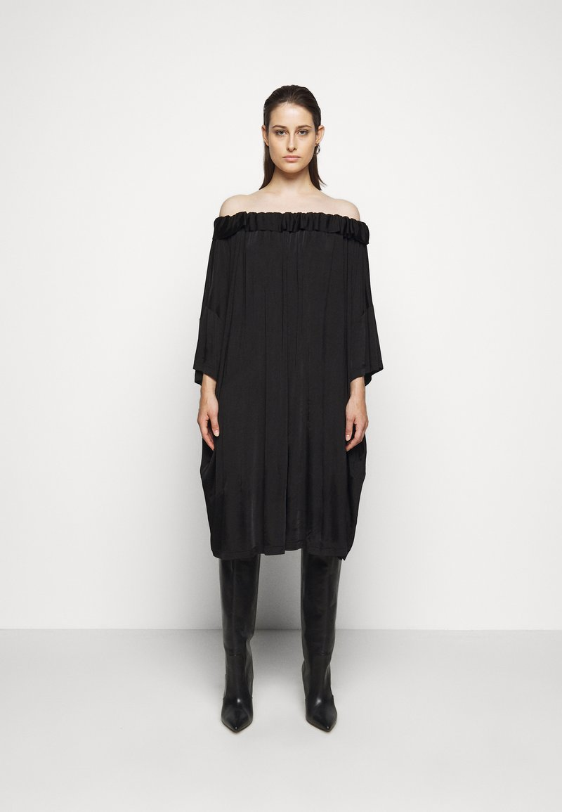 MM6 Maison Margiela - Day dress - black