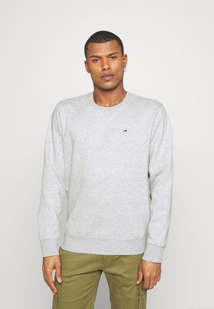 REGULAR C NECK - Felpa - grey heather