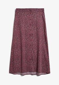 ARMEDANGELS - MADALINAA - A-line skirt - ruby red - 5