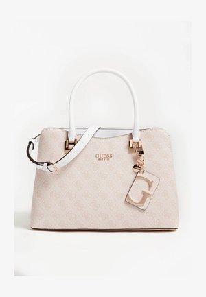 MIKA 4G LOGO - Handbag - rose