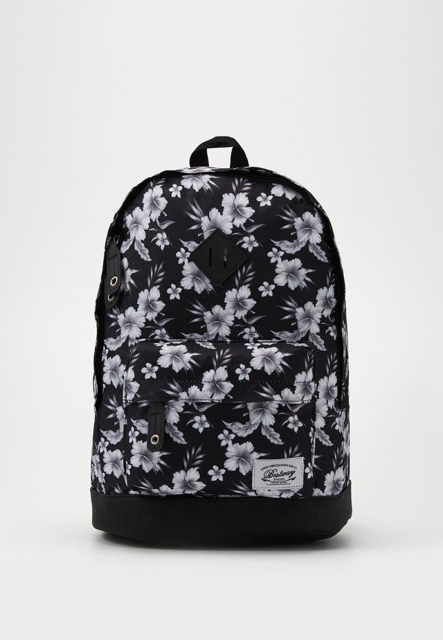 BEST WAY BACKPACK - Rucksack - black