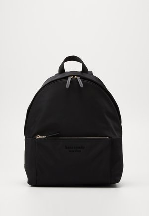 THE NYLON CITY LARGE BACKPACK - Rucksack - black