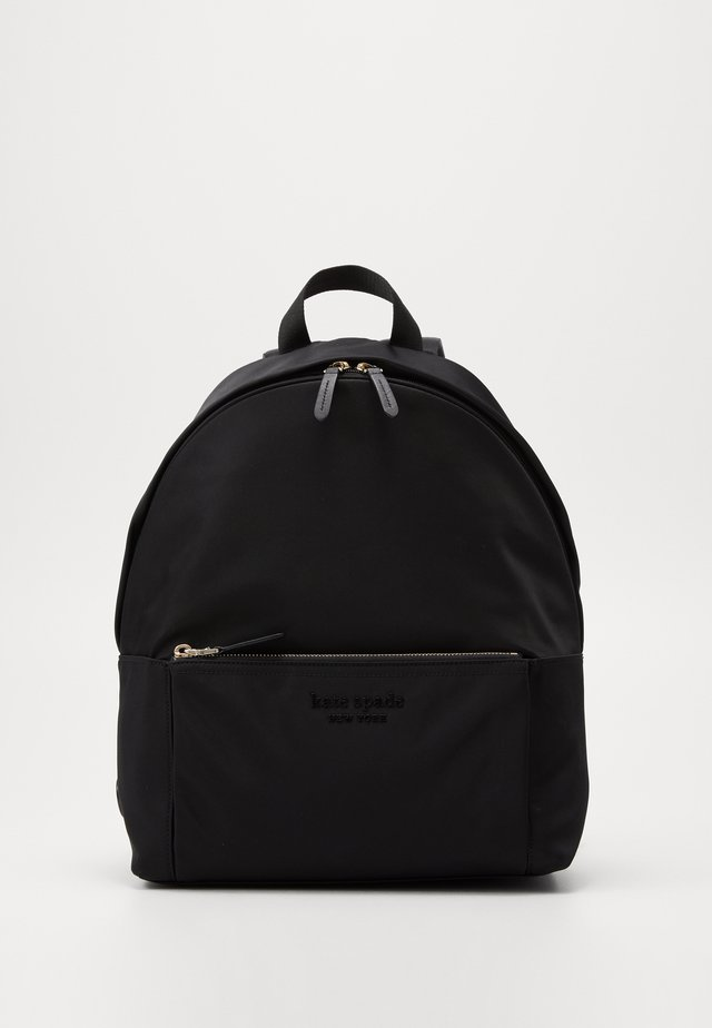 THE NYLON CITY LARGE BACKPACK - Ryggsekk - black