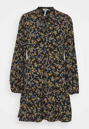 OBJNINA DRESS - Robe d'été - black