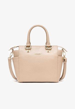 NELLIE - Handbag - beige