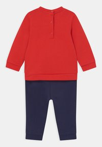 OVS - SET UNISEX - Tracksuit - red/blue