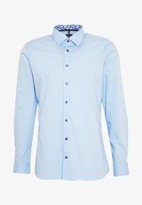 OLYMP NO.6 SUPER SLIM FIT  - Formal shirt - light blue