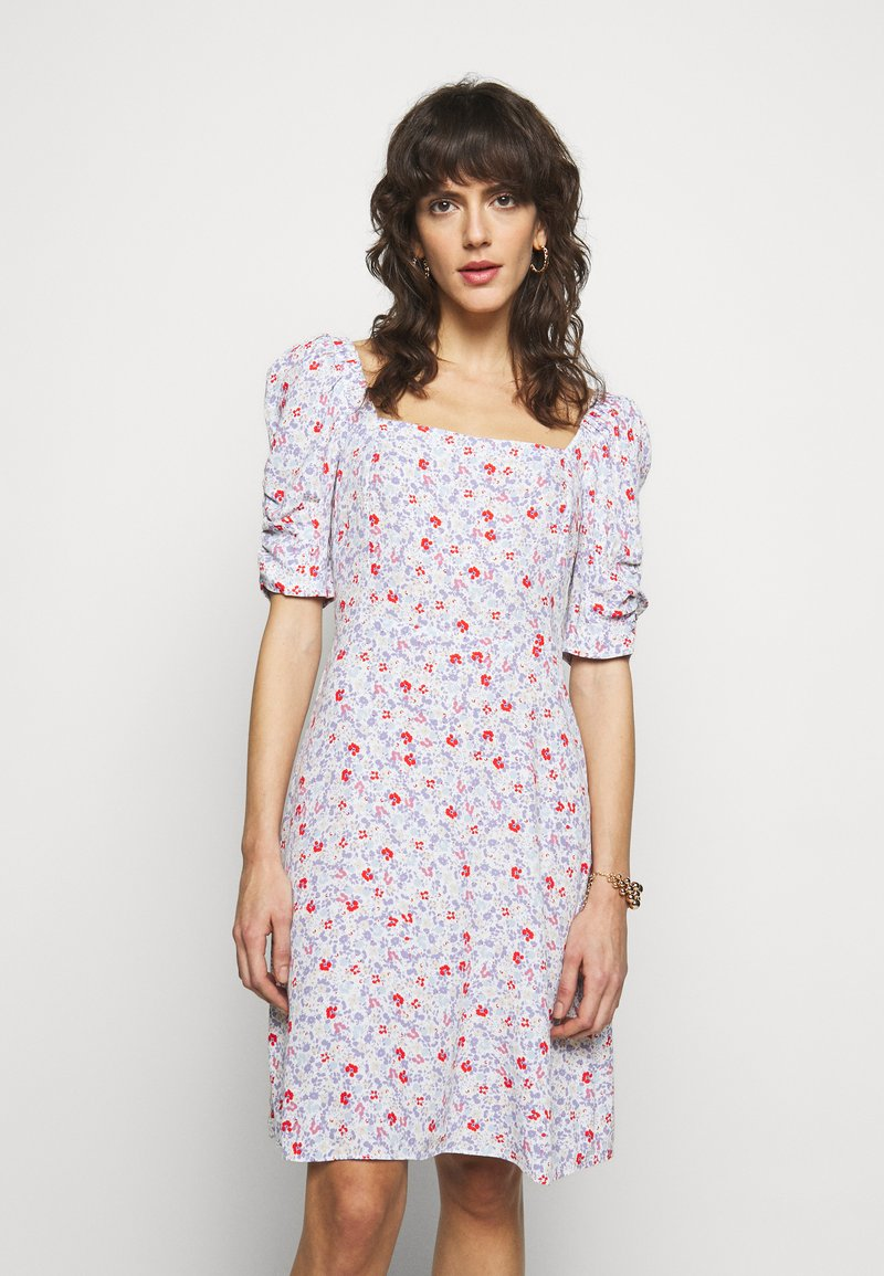 Rebecca Minkoff - RANDY DRESS - Day dress - purple