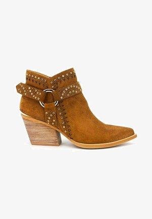 ARUBA - Classic ankle boots - camel