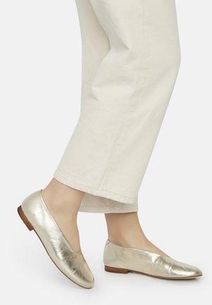 OPERA - Classic heels - gold