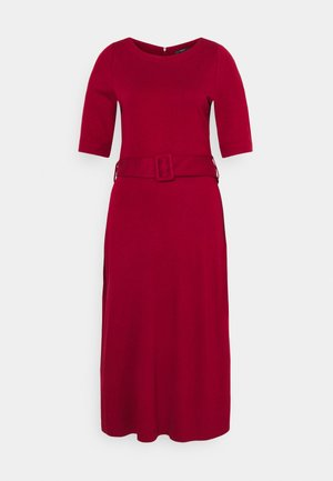 ICON DRESS - Maxi dress - dark red
