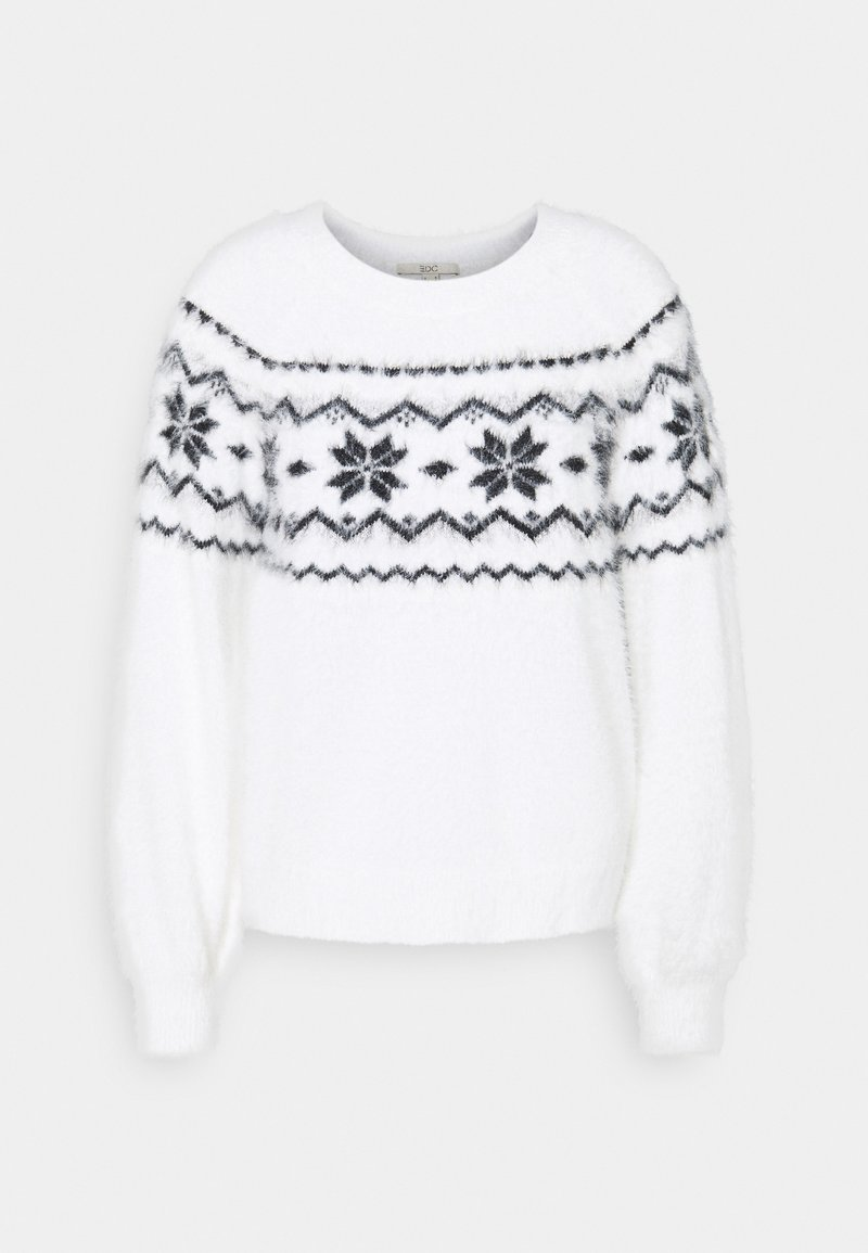 edc by Esprit - Jumper - white
