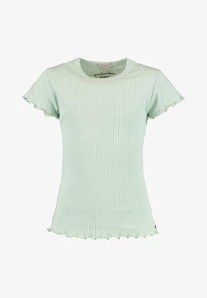 ELODIE JR - T-shirt print - mint