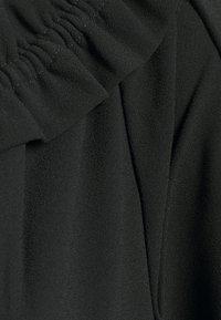 J.CREW - AMELIE TOP LUCKY CREPE - Blůza - black - 2