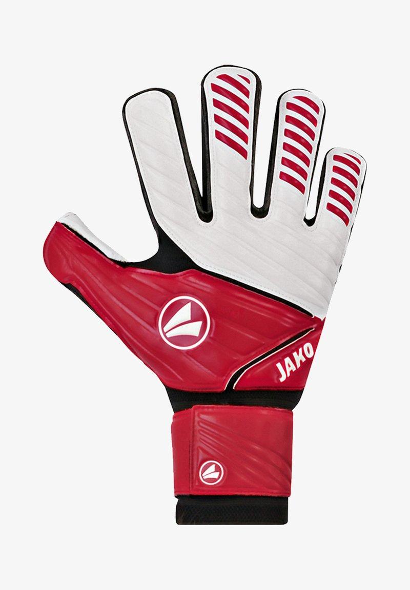 JAKO - CHAMP BASIC RC PECTION TW-HAN - Goalkeeping gloves - rotschwarzweiss
