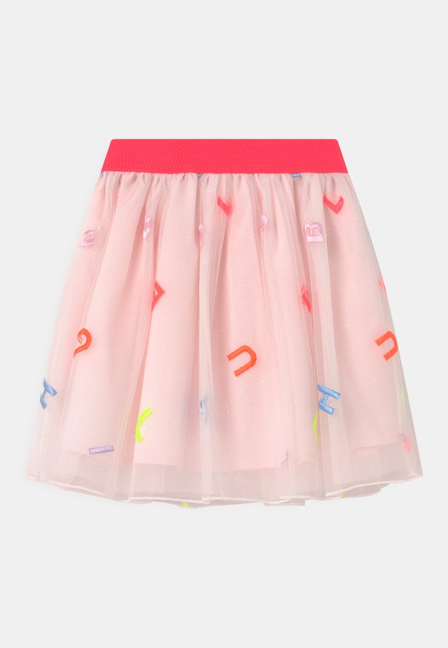 PETTICOAT - Mini skirt - pinkpale