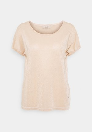 KAY TEE - Basic T-shirt - peach parfait