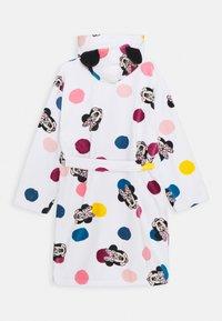 OVS - BATHROBE - Dressing gown - brilliant white - 1
