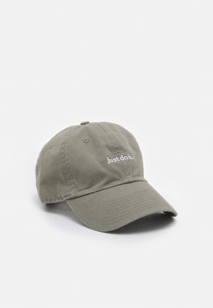 UNISEX - Casquette - light army/white