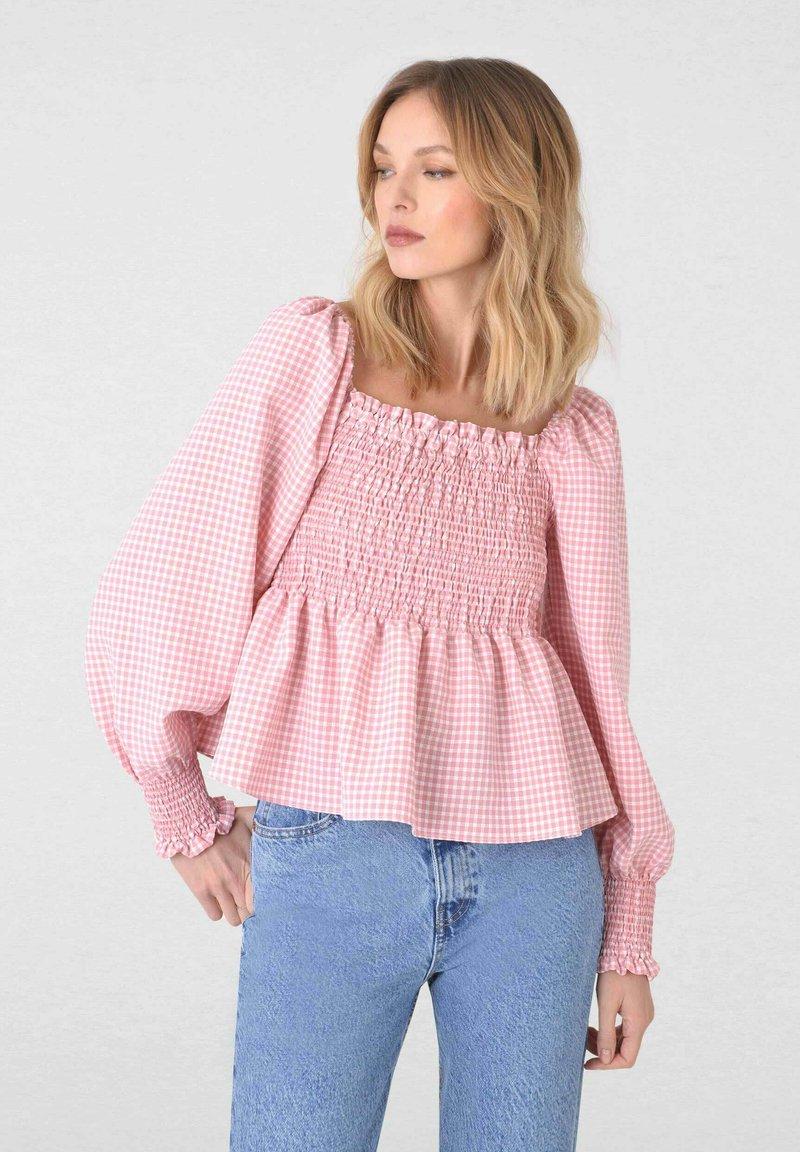 Ro&Zo - Blouse - pink