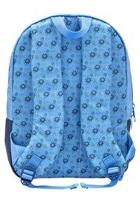 Belmil - KIDDY - Rucksack - blue/mottled dark grey - 1