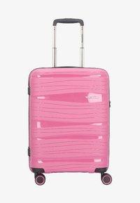 Travelite - MOTION 4-ROLLEN - Luggage - rose - 0